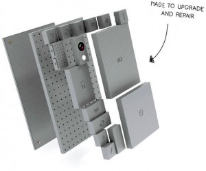Phonebloks Concept for modular Phones